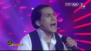 Cristian Castro-Daniel Rioja-Lloran Las Rosas