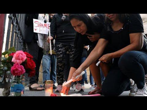 Κύπρος: «Η Ζωή εν Τάφω 2» – Νέα διαμαρτυρία για τα θύματα …