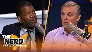Astros' sign stealing is worse than steroids, talks Brady to Raiders & more — Rob Parker   THE HERD