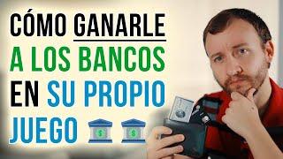 Video: Cómo GANARLE A Los Bancos En Su Propio Juego - 5 TIPS
