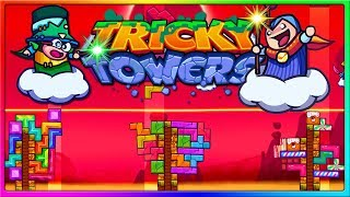 LOCK-U BLOCK-U SUCKS | Tricky Towers Gameplay