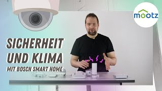 Was können die Produkte von Bosch Smart Home?