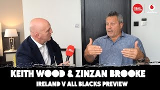 """The timing of where Ireland are right now... it's going to be tough going"" 