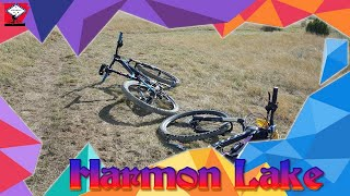 Video from a Harmon Lake ride, near Mandan, North Dakota.