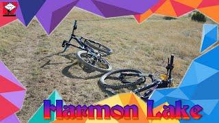 Video from a Harmon Lake ride, near Mandan, North Dakota.