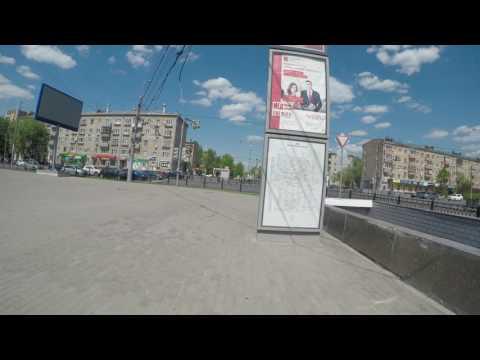Стоянка перед остановкой общественного транспорта GOPR0590