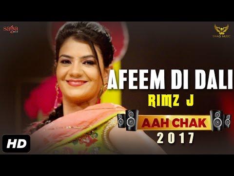 Afeem Di Dali  Rimz J