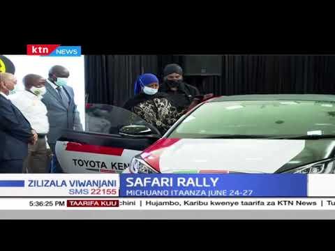 Safari Rally: Kenya imejiandaa kwenye michuano ya dunia ambayo yanatarajiwa Juni 24-27