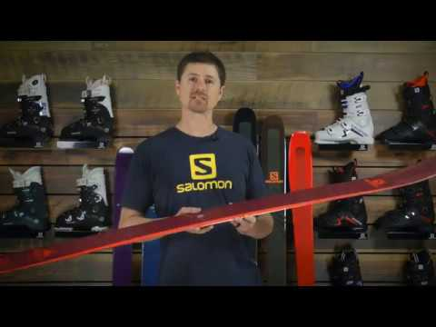 Salomon QST 106 Skis- Men's 2019 Review