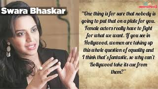 Here Is What The Popular Actresses Of Bollywood Have To Say About The Issue Of Pay Gap