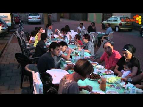 Ramadan met de hele buurt beleven.