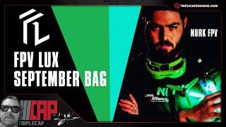 FPVLUX September Bag Nurk FPV Golden Props