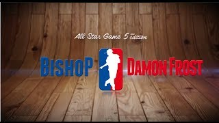 BISHOP vs DAMON FROST | I love this dance all star game 2013