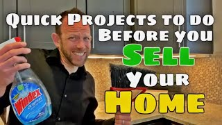 How To Get Your House Ready To Sell. Best Home Improvement Projects. HOUSE SELLING TIPS.