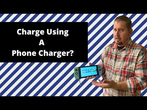 Can You Charge The Nintendo Switch With A Phone Charger? (Or Without A Dock?)