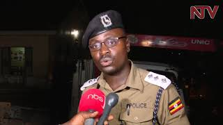 The police and Uganda National Roads Authority is holding four