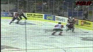Ben Duffy's Great Goal Vs Cape Breton Screaming Eagles - (QMJH)