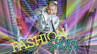 LiL' JoJo's BACK TO SCHOOL Fashion Show!