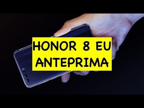 Huawei Honor 8, anteprima
