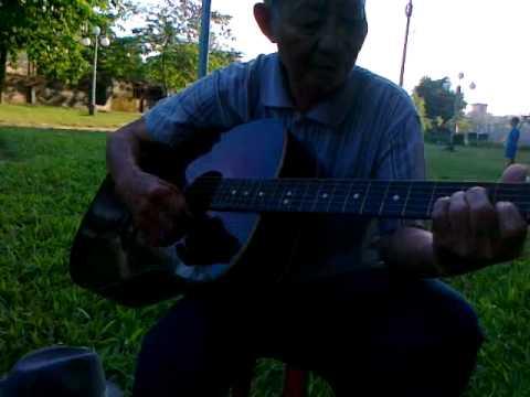 Đêm đông & Một cõi đi về level cụ già 90 ở Huế (solo)