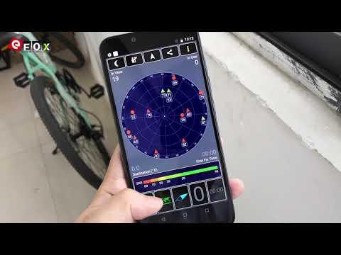 ILA SILK GPS TEST Video