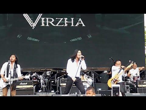 Virzha - Cukup siti Nurbaya(Dewa19)Ex Indonesian Idol, At Bintaro xchange