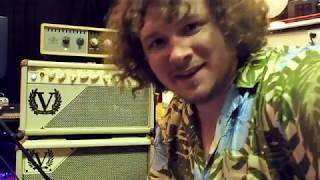"My New Guitar Amp!!! (Victory V140 ""The Super Duchess"" 100 Watt Amp)"