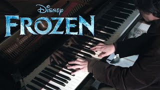 Frozen - Let It Go - Virtuosic Piano Solo | Leiki Ueda / Epic