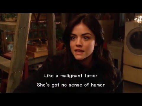 A Cinderella Story: Once Upon a Song - Lucy Hale Singing Sarcastically 720HD