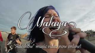"Malaya - ""Sideshow"" music video teaser!"