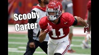 Scooby Carter announces he's entering the NCAA transfer portal