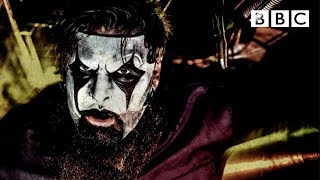 Slipknot On Why They Wear Masks | Artsnight   BBC