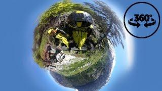 360° VR Wingsuit Flying   Micah Couch & Greg Shelton