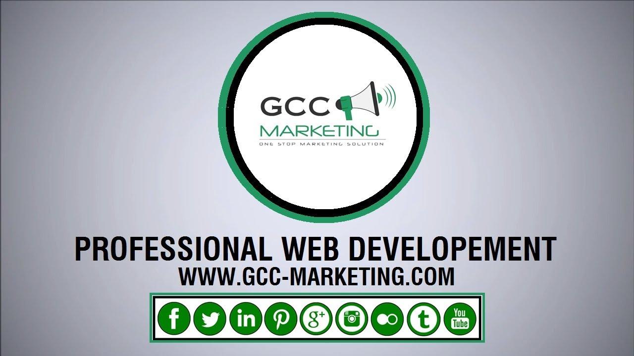 Ecommerce Website Design Dubai | Web Design Dubai | Web Designing Companies in UAE |GCC Marketing