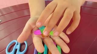 🎁 Как Сделать Подарок для Мамы Бабушки на День рождения 8 Марта.МК Цветок Из Бумаги Поделки с детьми