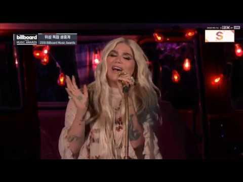 MACKLEMORE FEAT KESHA - GOOD OLD DAYS | BILLBOARD MUSIC AWARDS 2018