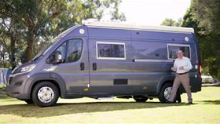 Sunliner Rialta Campervan At Sydney RV Group