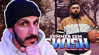 Producer REAGIERT auf Summer Cem • 𝐒𝐖𝐈𝐒𝐇 • [ official Video ] prod. by Young Mesh