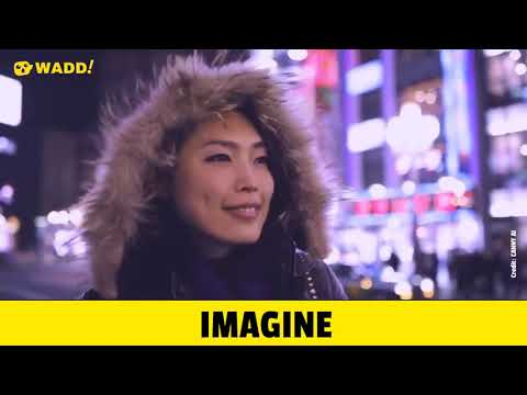 Imagine by World Leaders (Dubbed)