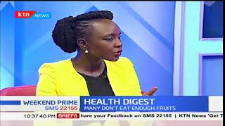 Health Digest: The right diet during festive seasons
