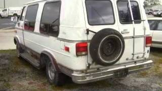 preview picture of video '1988 Chevrolet Sportvan Oregon OH'