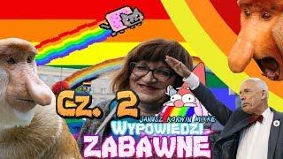 Janusz KORWIN Mikke Vs EDUKACJA SEKSUALNA #LGBT