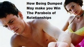 How Being Dumped May make you Win - The Parabola of Relationships! (Part 1)