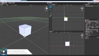 ProGrids 2.1 - Grids + Snapping for Unity