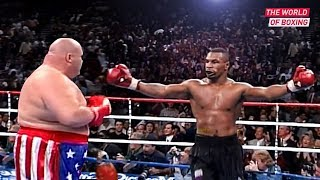 Mike Tyson - The Hardest Puncher in Boxing Ever
