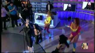 Fangoria Dramas y Comedias - Primera actuación en TV 2013