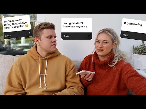REACTING TO YOUR YOUNG MARRIAGE ASSUMPTIONS   James and Carys