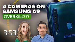 Samsung's four camera smartphone: Genius or ridiculous? (The 3:59, Ep. 472)