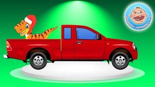 Сборник. Динозавры — Веселое знакомство. Познавательный мультик для детей