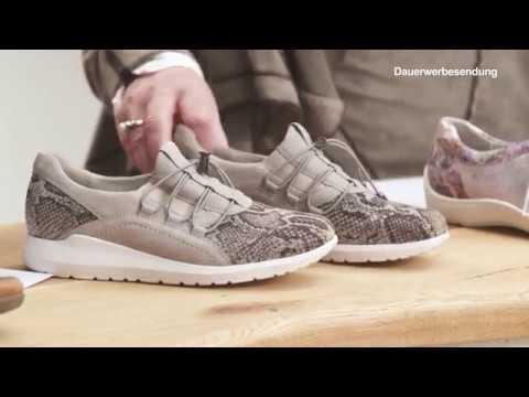 TV-Catwalk und Beratung von Vamos – Waldläufer Schuhe | Vamos Schuhe
